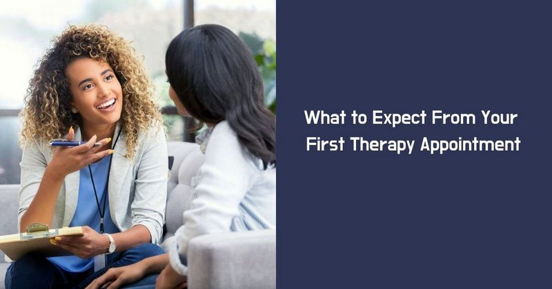 What to Expect From Your First Therapy Appointment